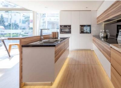 Tủ bếp MFC thân thiện môi trường