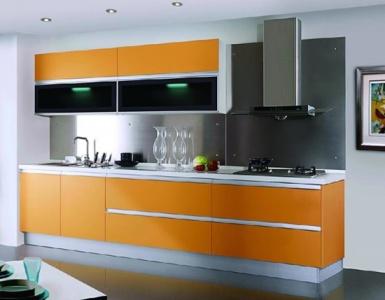Mẫu tủ bếp đẹp cho căn hộ thời thượng