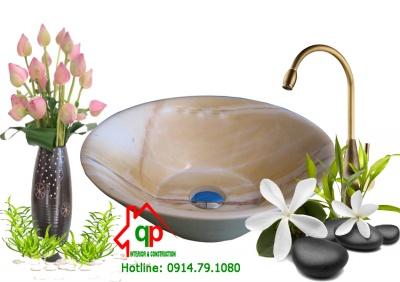 Lavabo chậu rửa đá tự nhiên