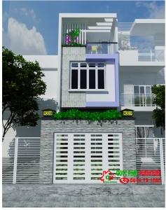 Nội thất nhà phố Phú Nhuận